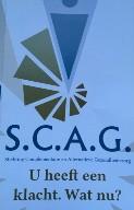 klachten regeling SCAG